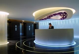 Y-walls Design, Interiors_Interior Design_Installation Design_Nizam Light_India_Park Hotel