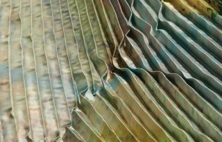 Y-walls Design_Pleated Fabric Walls_Flexible Wall_Space Divider_Product Design_Interiors_Interior Design_Art Installation_Craft_India